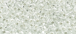 Miyuki 11-055 Silver lined Crystal