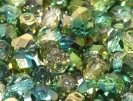 FP04- 98003  Crystal Sunny Magic Summer Green