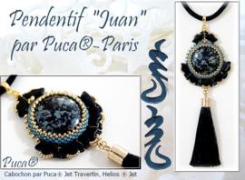 Patroon JUAN ®Par Puca® Beads