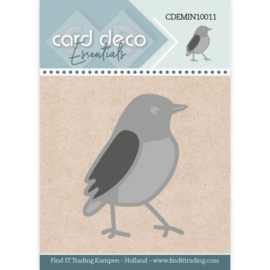 Mini Dies Card Deco - Bird