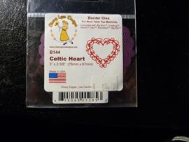 Celtic Heart B144