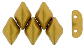GemDuo- K0174 Matte Metallic Antique Gold