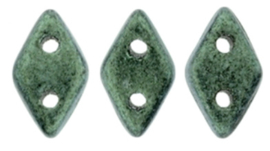 Diamond Bead - 79051MJT Metallic Suede LT Green