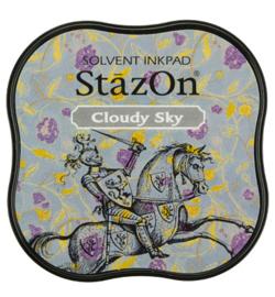 Stazon midi- Cloudy Sky