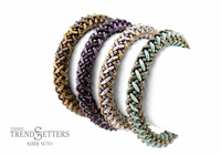 Basket Wave Bangle