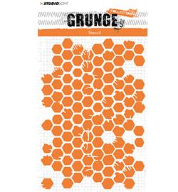 Grunge Stencil - SL12