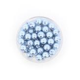 06571-Parel 6mm Eisblau