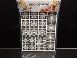 Dutch paper art - Snowflakes