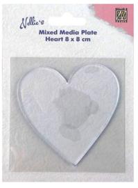 Mixed Media Gel Plate