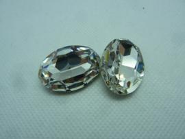 Swarovski Cabochon -  Crystal