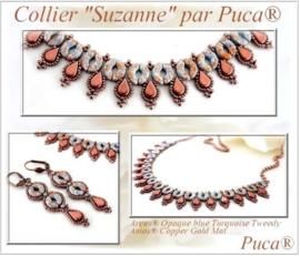 Collier Suzanne®Par Puca®