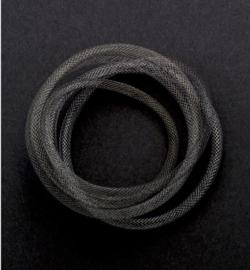Fishnet tube