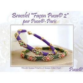 """Bracelet """"Facon ®Par Puca®"""