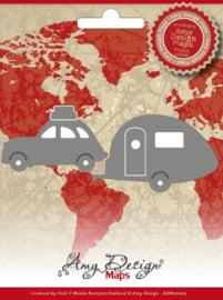 ADM10005   Auto caravan