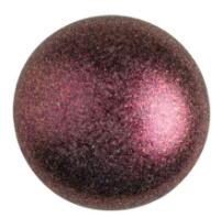 Cabochon ®ParPuca® Metallic Mat Dark Violet