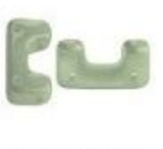 Telos®Par Puca® Opaque Light Green Ceramic Look-14457