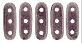 Czechmates Beam Beads 3/10mm [loose] Saturated Metallic Dusty Cedar 77049cr