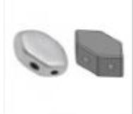 Paros®Par Puca® Silver Alluminium Mat- 01700