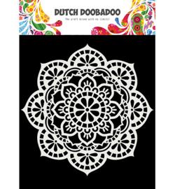 Stencil Mandala - 40484