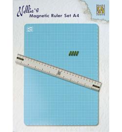 Magneet plaat bord - Magm001