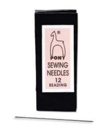 Beading Needles- Pony