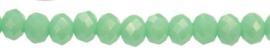 Rondelles 2x3mm Jade 32733