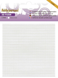 Foam pads -  1mm dik