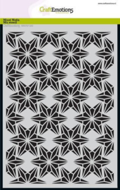 Craft Stencil draadvorm Sterren - 1265