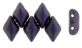 GemDuo -79022MJT Metallic suede Dk Purple