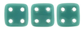 Quadra  Tiles czechmates M63130 matte Opaque Turquoise
