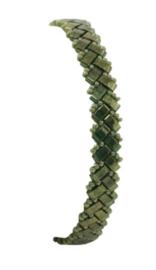Kit Armband-Cosita Kaki/Bronze