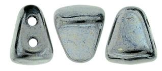 Nib-bit 6/5mm [loose] Hematite - L23980