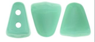 Nib-bit 6/5mm [loose] Opaque Turquoise - 63130