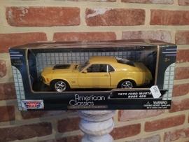 Schaalmodel 1970 Ford Mustang Boss 429  1/24
