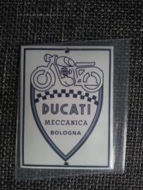 Logo/merk plaatje Ducati