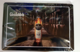 Metaalplaat Whiskey Glenfiddich