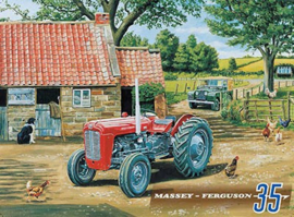 Massey - Ferguson