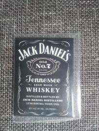 Logo/merk plaatje Jack Daniël's