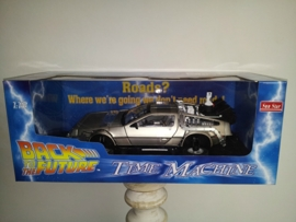 Schaalmodel Back to the Future 1/18