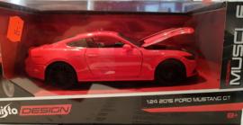 Schaalmodel  2015 Ford Mustang GT  1/24