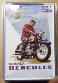 Metaalplaat Hercules