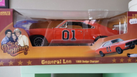 Schaalmodel The Dukes of Hazzard Dodge Charger 1969