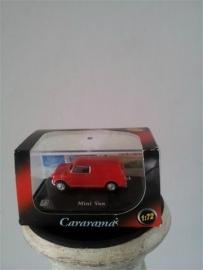Schaalmodel Mini Van  1/72
