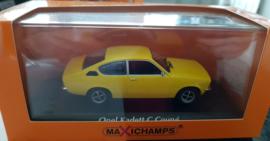 Schaalmodel Opel Kadett C Coupé  1/43