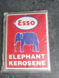 Logo/merk plaatje Esso
