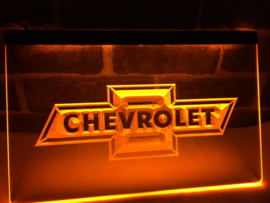 3D ledverlichting Chevrolet