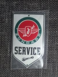 Logo/merk plaatje Zundapp