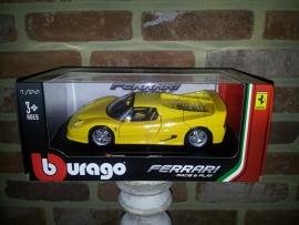 Schaalmodel Ferrari FSO 1/24