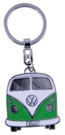 Sleutelhanger VW Bulli groen