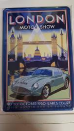 Metaalplaat Aston Martin DB4 GT ZAGATO